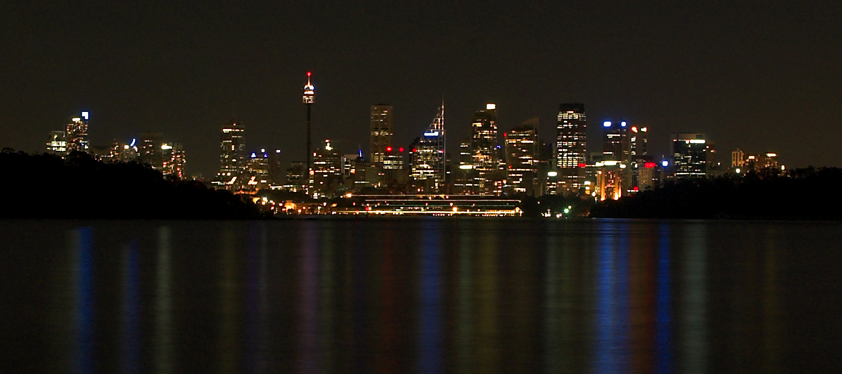 Sydney nightscape